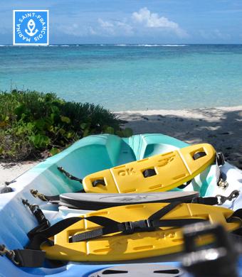 Vue ID Kayak