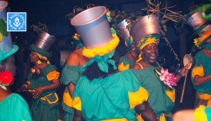 Défilé Carnaval Lundi Gras Saint-François