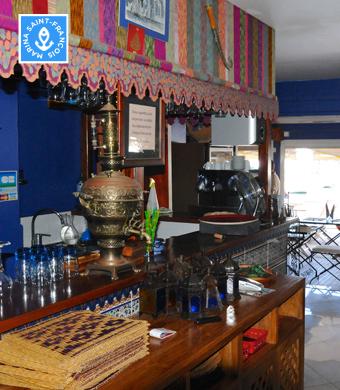 Restaurant l'Arganier