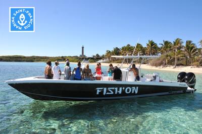 Bateau Fishon