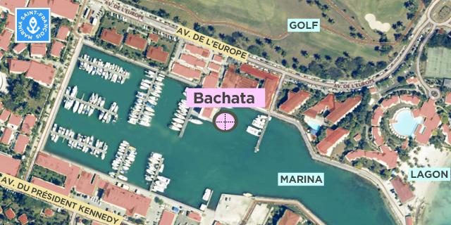 carte bateau bachata