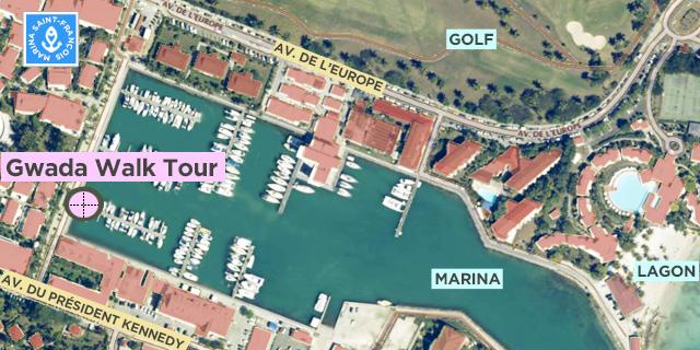 Carte bateau Xtrem Excursions