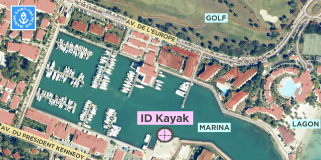 carte semi-rigides ID Kayak