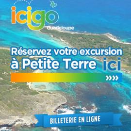 Réservation excursion Petite Terre