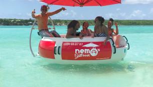 bateau BBQ Nemo's Grill Boat Saint-François