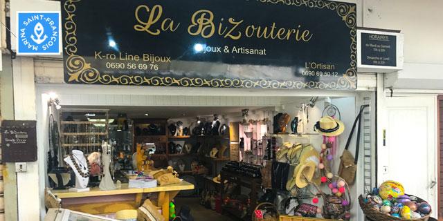 Boutique la Bizouterie Saint-François