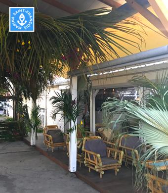 Bar Le Robinson - Marina Saint-François - Guadeloupe