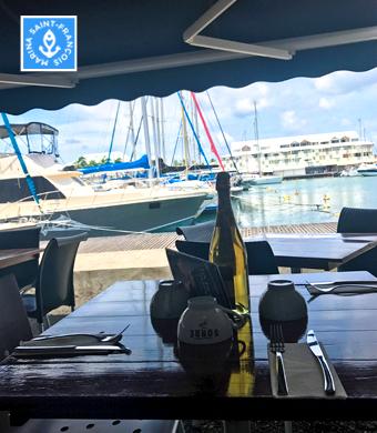 La petite Créperie - Marina Saint-François - Guadeloupe