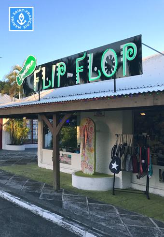 Flip Flop - Marina Saint-François - Guadeloupe