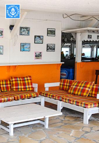 Le restaurant du lagon - Marina Saint-François - Guadeloupe
