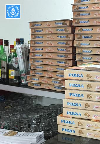 Tomato Pizza - Marina Saint-François - Guadeloupe