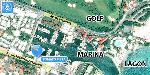 carte Tomato Pizza
